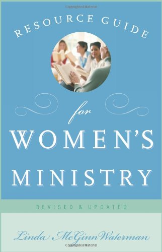 9780805431872: Resource Guide for Women's Ministry