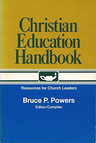9780805432299: Christian Education Handbook