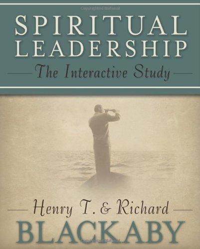 9780805440744: Spiritual Leadership: The Interactive Study