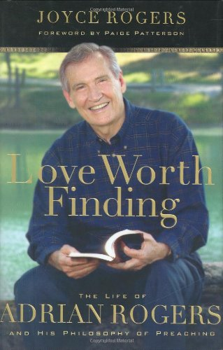 Love Worth Finding: Rogers, Joyce; Patterson, Dr Paige