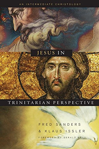 9780805444223: Jesus in Trinitarian Perspective: An Intermediate Christology