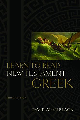 9780805444933: Learn to Read New Testament Greek