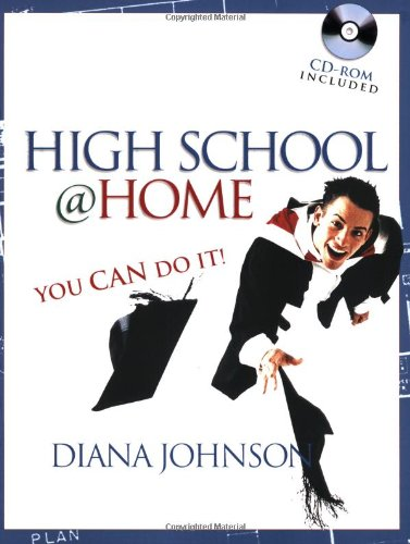 High School @ Home: You Can Do: Johnson, Diana