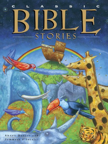 9780805446470: Classic Bible Stories
