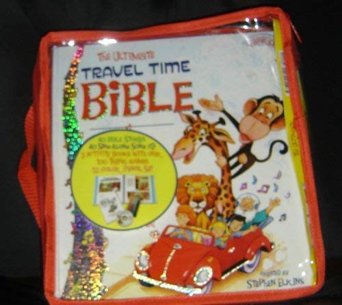 9780805446494: The Ultimate Travel Time Bible kit