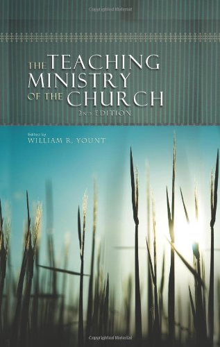 9780805447378: The Teaching Ministry of the Church: Second Edition