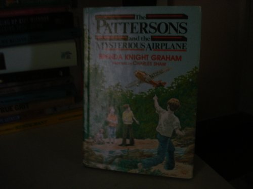 The Pattersons and the mysterious airplane (0805448020) by Brenda Knight Graham