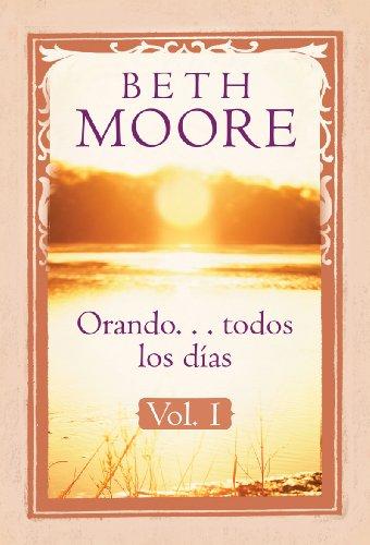 Orando.todos los das, vol. 1 (Spanish Edition)