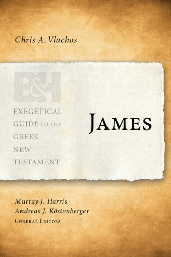 9780805448504: James (Exegetical Guide to the Greek New Testament)
