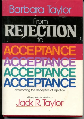 9780805450453: From Rejection to Acceptance