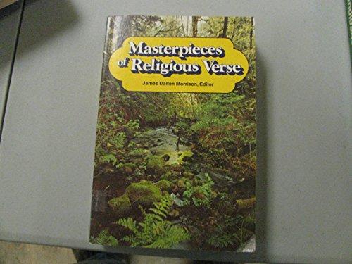 Masterpieces of Religious Verse: Morrison, James Dalton,