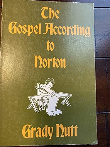 9780805453225: The Gospel according to Norton