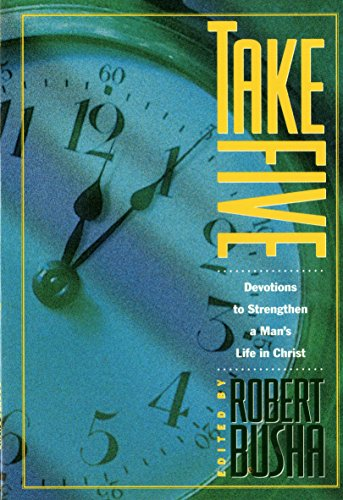 9780805453683: Take Five!: Devotions to Strengthen a Man's Life in Christ