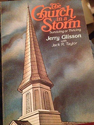 9780805455229: Church in a Storm