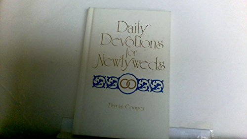 Daily Devotions for Newlyweds: Cooper, Davis