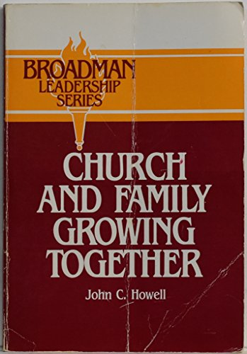 9780805456622: Church and Family: Growing Together
