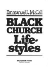 9780805456653: Black Church Life-Styles