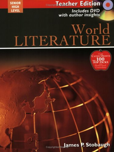 9780805458954: World Literature: Encouraging Thoughtful Christians to be World Changers (Broadman & Holman Literature)