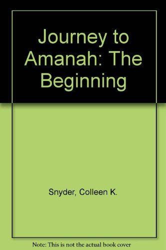 9780805460384: Journey to Amanah: The Beginning