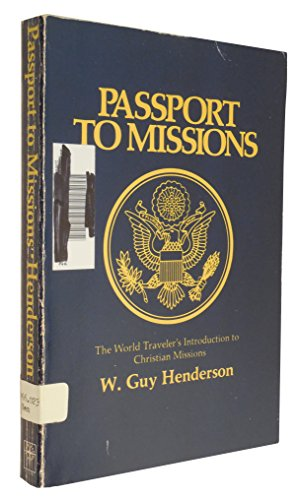 9780805463156: Passport to missions