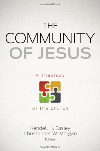 9780805464900: The Community of Jesus: A Theology of the Church