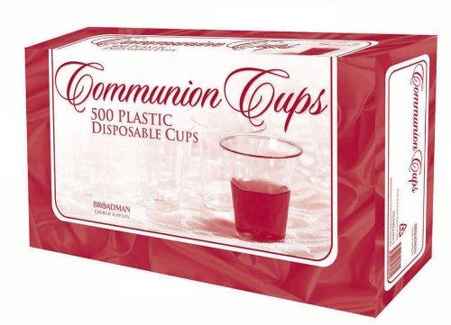9780805469615: Communion Cup-Plastic-500pk