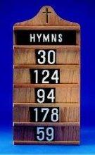 9780805470567: Hymnboard
