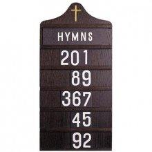 9780805470574: Hymnboard