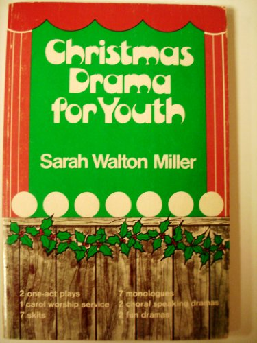 9780805475111: Christmas Drama for Youth
