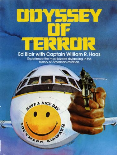Odyssey of terror: Ed Blair