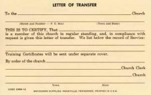 9780805480757: Outgoing Letter of Transfer: Package of 100