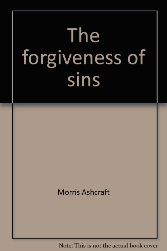 9780805481136: The forgiveness of sins
