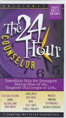 9780805483826: 1: The 24-Hour Counselor Youth Crisis