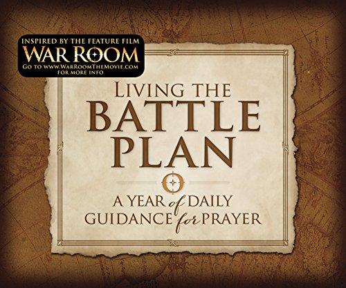 Living the Battle Plan Flip Calendar: Stephen Kendrick