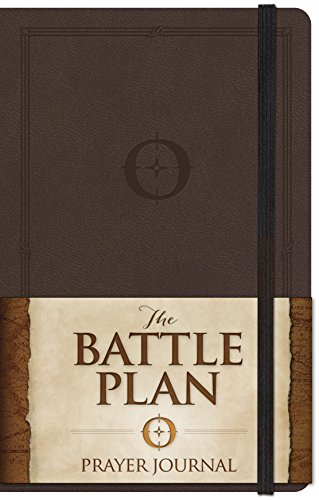 9780805489477: The Battle Plan Prayer Journal