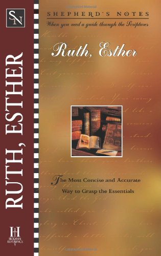 9780805490572: Shepherd's Notes: Ruth and Esther