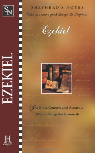 9780805490787: Shepherd's Notes: Ezekiel