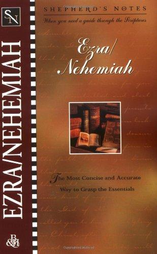 9780805491944: Shepherd's Notes: Ezra & Nehemiah