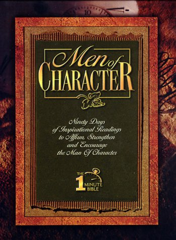 Men of Character: One-Minute Bible