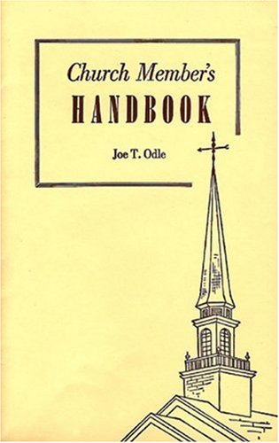 Church Members Handbook: Odle Joe