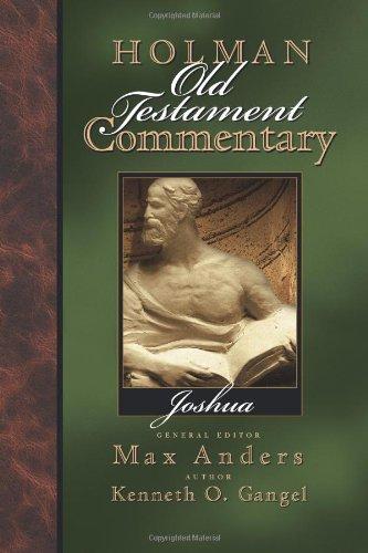 9780805494648: Holman Old Testament Commentary - Joshua