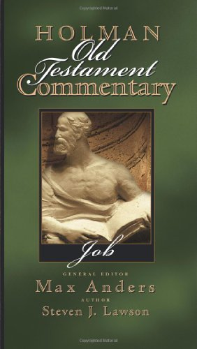 9780805494709: Holman Old Testament Commentary Volume 10 - Job