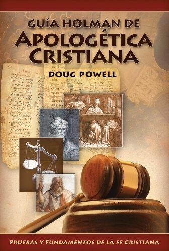 9780805495225: Guia Holman de Apologetica Cristiana