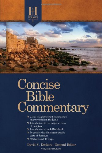 9780805495461: Holman Concise Bible Commentary
