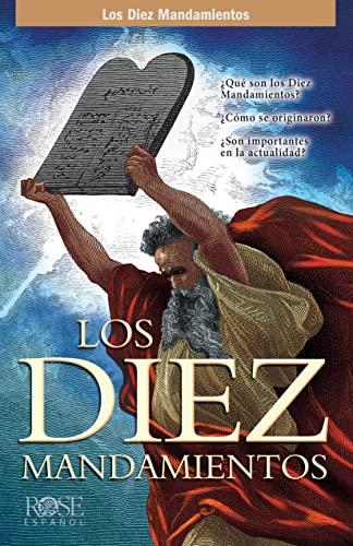 9780805495553: Los Diez Mandamientos (Coleccion Temas de Fe) (Spanish Edition)