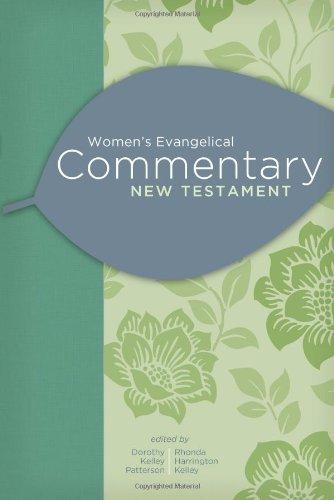 9780805495676: Women's Evangelical Commentary: New Testament