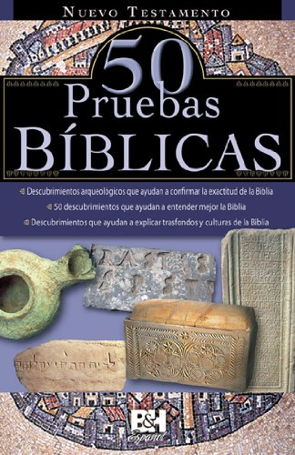 9780805495683: Nuevo Testamento, 50 Pruebas Biblicas (Coleccion Temas de Fe)