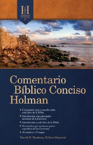 9780805495768: Comentario Biblico Conciso Holman