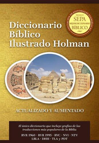 9780805495881: Diccionario Biblico Ilustrado Holman Revisado y Aumentado