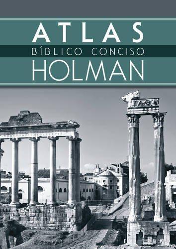9780805495911: Atlas Bíblico Conciso Holman (Spanish Edition)